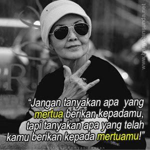 Foto DP BBM Emak Isye Sumarni Preman Pensiun 3