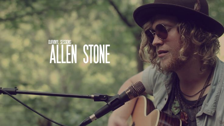 Allen Stone - Sex & Candy   OurVinyl Sessions