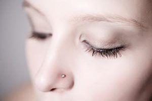 How to Clean an Infected Nose Piercing Site | LIVESTRONG.COM