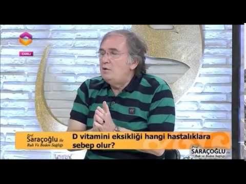 İbrahim Saraçoğlu D Vitamini Kürü