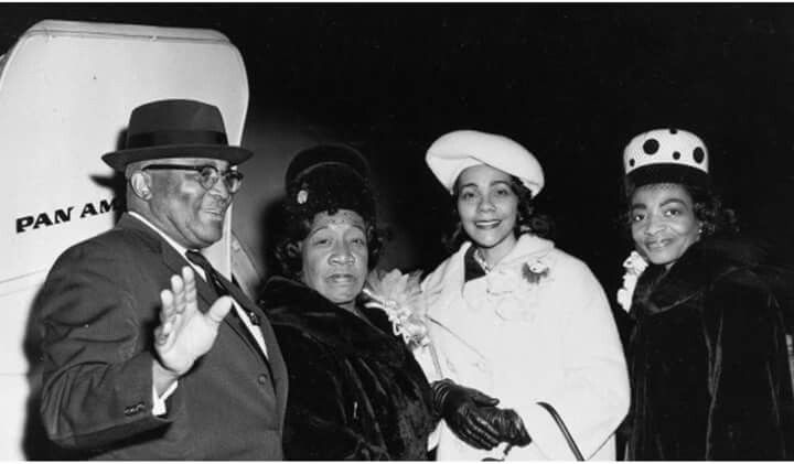 Alberta Williams King, MLK Mother was a Civil Rights Activist and Assassinated Also.