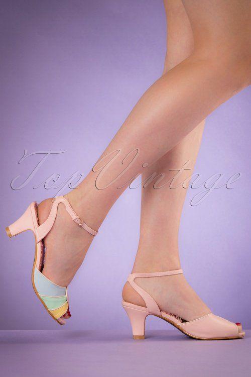 Bettie Page Shoes Abela Pink Pumps 402 22 19946 02232017 012Wjpg