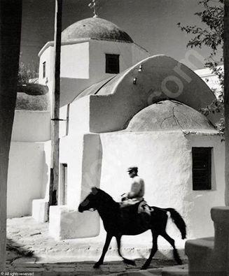 Herbert List-Mύκονος 1937.