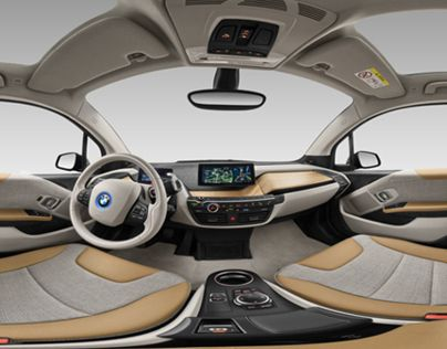 """Check out new work on my @Behance portfolio: """"2014 BMW i3advanced  panoramic view"""" http://on.be.net/1elK8gh"""