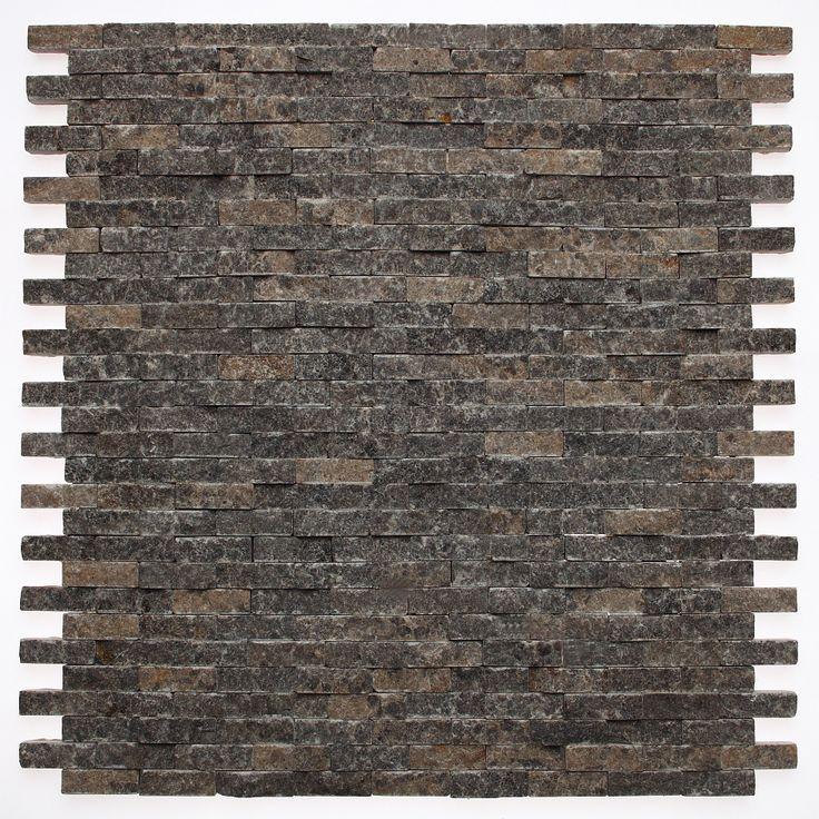 Mozaika kamienna Zen - Dunin - Dark Brick