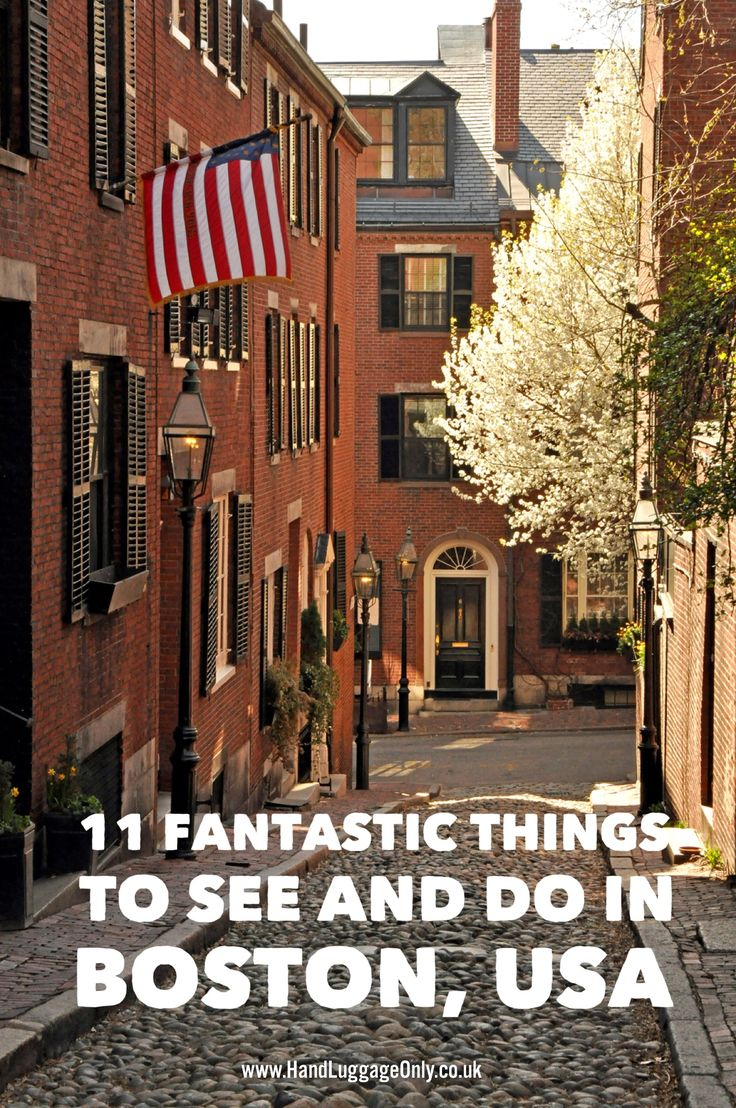 11 Fantastic Things To Do And See In Boston, USA (1)