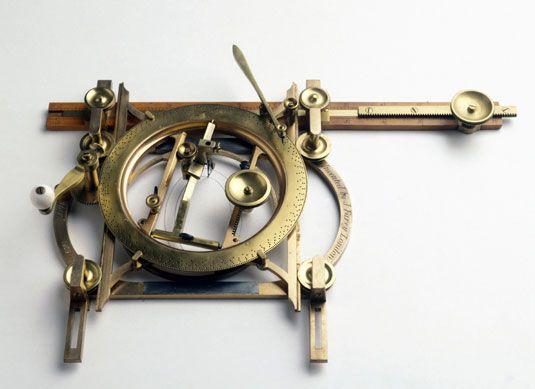 Farey's ellipsograph, 1817.