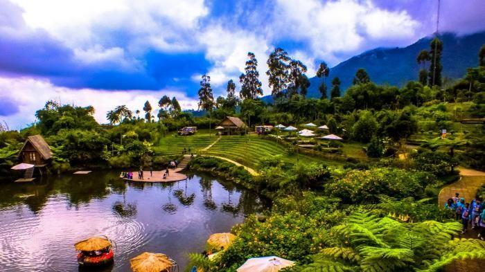Dusun Bambu Lembang - Surga Wisata Hingga Belanja, Cuma Ada di Spot Ini
