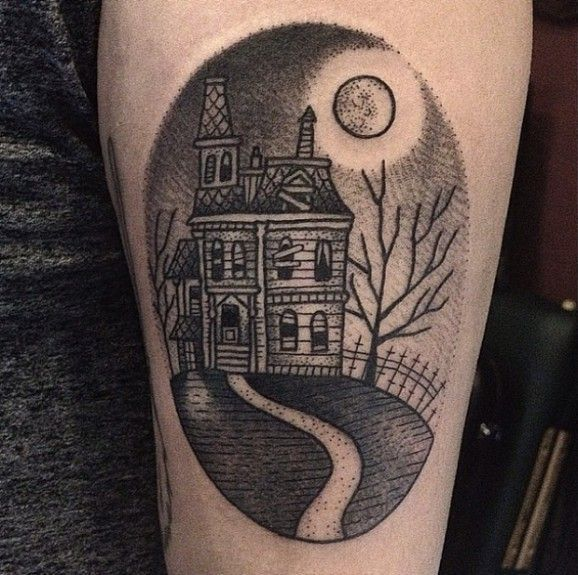 By Susan König of Salon Serpent Tattoo in Amaterdam, Netherlands.