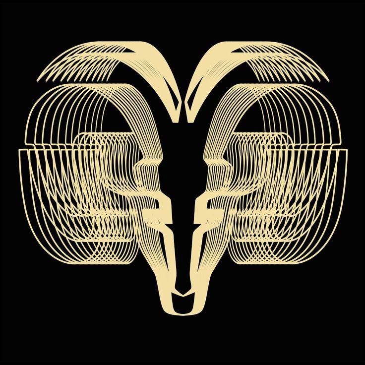 """"""" Il Vello d'Oro - The Golden Fleece """"  www.gigarte.com/lucianocaggianello"""
