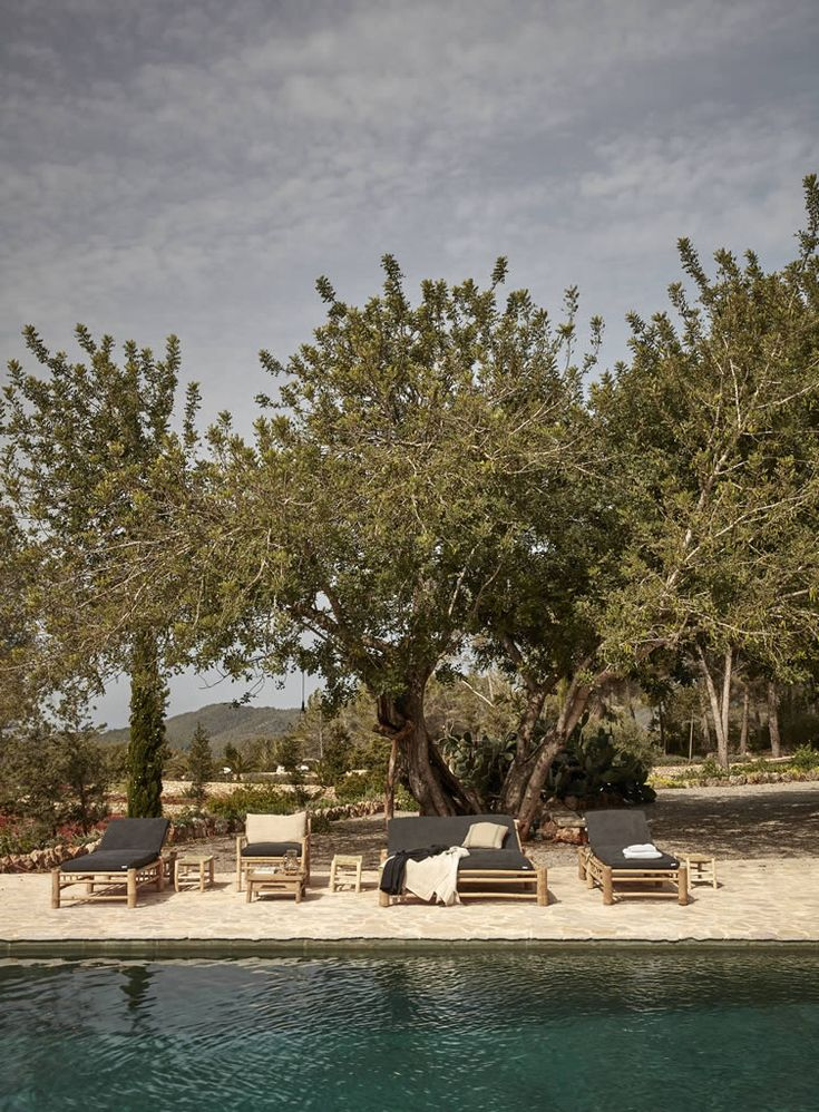 The new hippie hideaway: Design Hotels project La Granja is a back-to-basics Ibizan beauty...