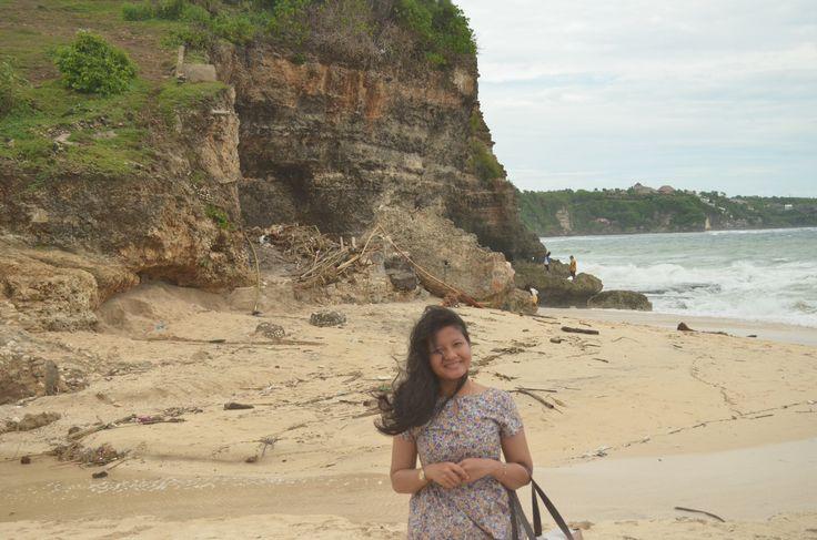 2 Januari 2015  Dreamland Beach in Pecatu - Uluwatu, Bali