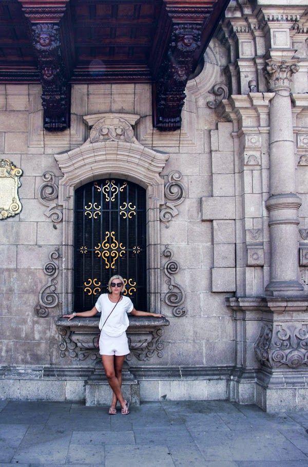 Lima, Peru #style #outfit