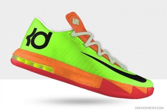 Nike KD VI iD