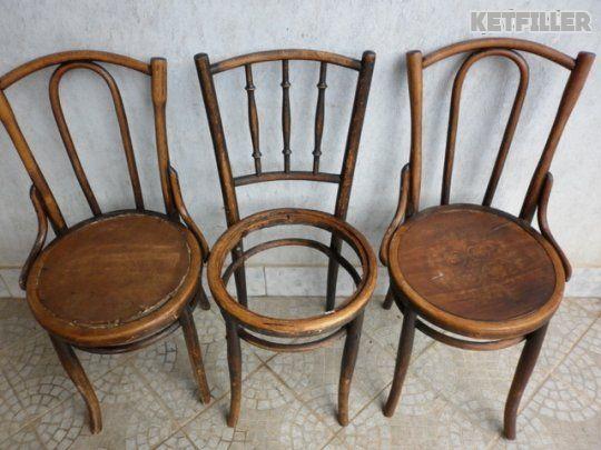 Régi thonet székek eladók