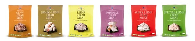 Crab pouch #packaging - latest #pr coverage