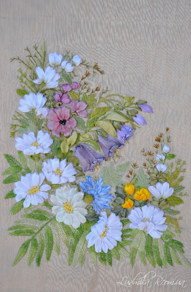 beautiful embroidery by Ludmila-R