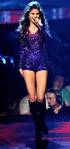 Photos - Rock Star Style: On Stage vs. Red Carpet - Selena Gomez - UsMagazine.com