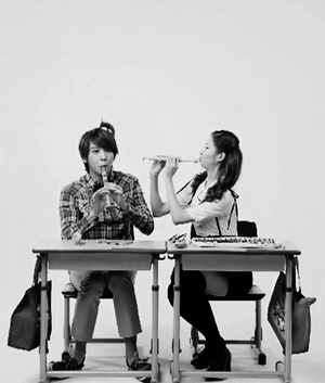 Yongseo couple. My first wgm couple bias. :)