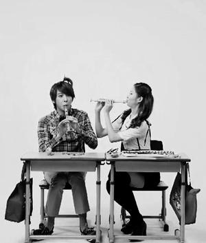 Yongseo couple. My first wgm couple bias. :)