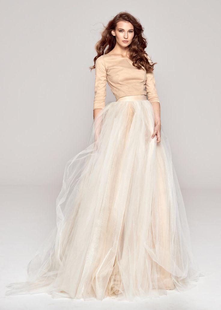 Fabuleux 14 best Robes de mariée Sylwia Kopczynska images on Pinterest  PX51