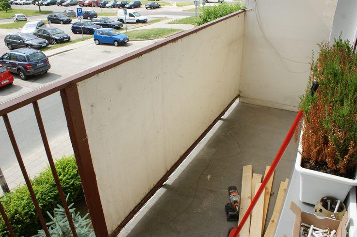 my terrace / balcony / spring 2013 / shekoku/ start/