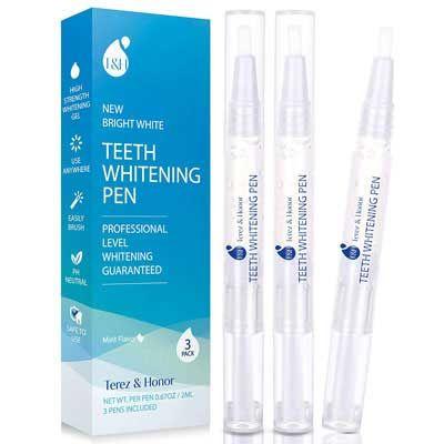 Top 10 Best Whitening Teeth Pen in 2019 Reviews