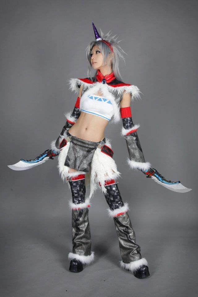 Monster Hunter - Kirin Armor