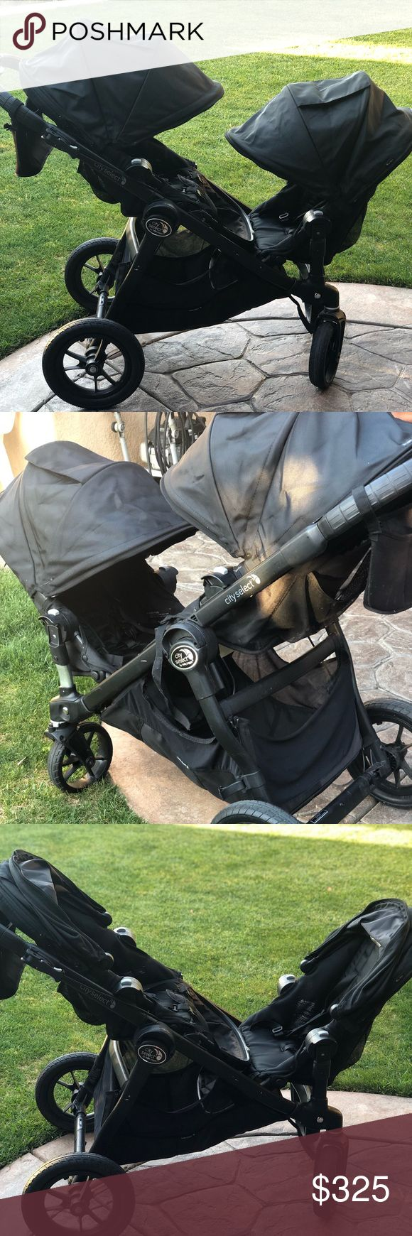 Double City Select Stroller City select stroller, City
