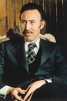 Houari Boumediene - Algerian nationalist