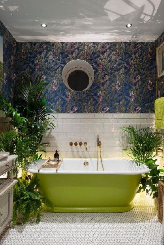 incredible jungle bathroom decor ideas to refresh your washroom