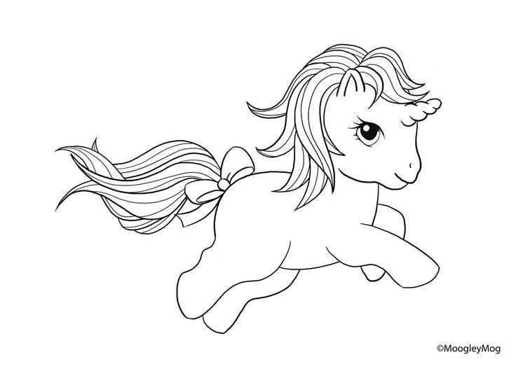 8 Unicorn Coloring Pages Momjunction
