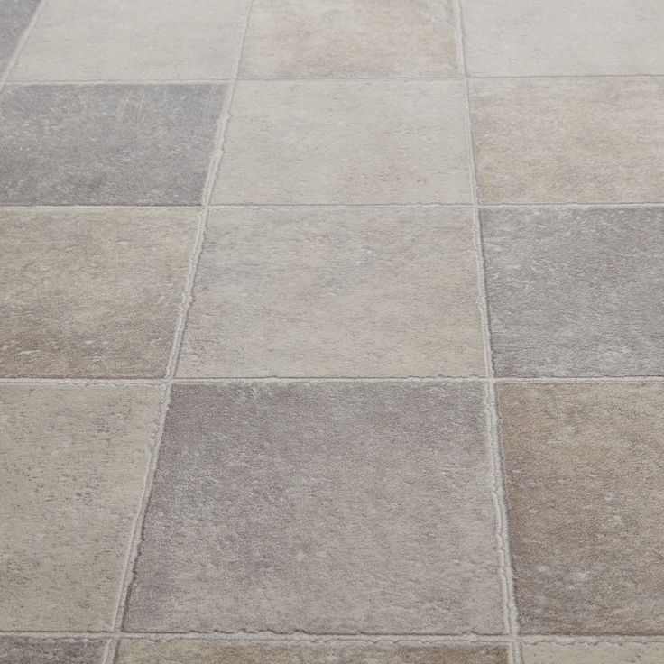 Care Free Sheet Vinyl Flooring Is Perfect For Kitchens It: 10.39 Floorgrip 592 Pompei Stone Tile Effect Vinyl