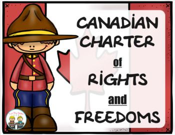Teaching about the Canadian Charter of Rights and Freedoms? Visually appealing posters can encourage students to learn: ~ What are Rights and Freedoms ~ Fundamental Freedoms ~ Democratic Rights ~ Mobility Rights ~ Legal Rights ~ Equality Rights ~ Language Rights ~ Minority Language and Education Rights ~ General Rights ~ The Enforcement of Rights ~ and the Citation that the Constitution is the supreme law of Canada