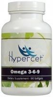 Hypercet Omega 3-6-9. Natural fish oil is the best Omega 3 supplement and the only fat supplement that contains both the effective and healing benefits of EPA and DHA