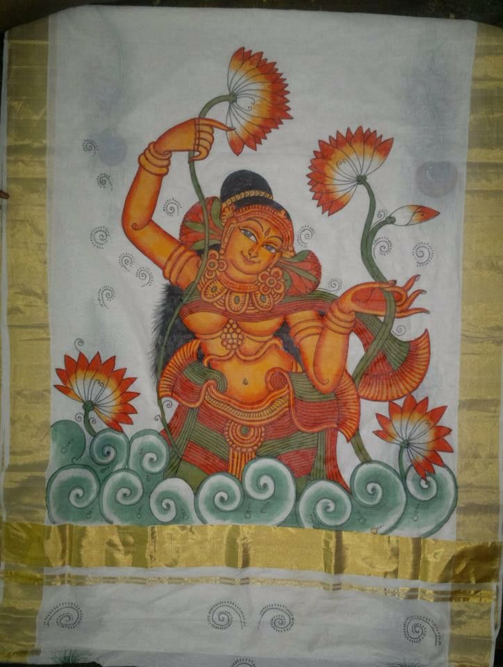 17 Best images about Kerala mural paintings on Pinterest ...  17 Best images ...