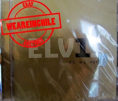 Elvis Presley 30 # 1 made in Chile