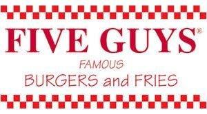 Five Guys Secret Menu Items