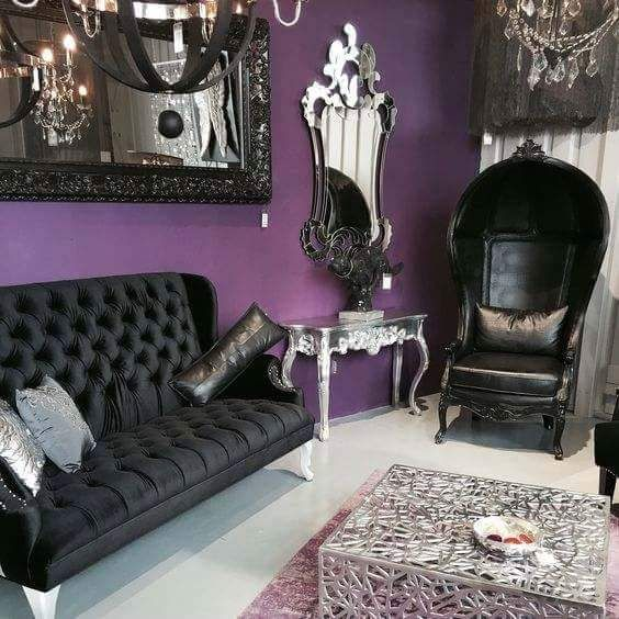 Best 25+ Gothic living rooms ideas on Pinterest | Gothic ...