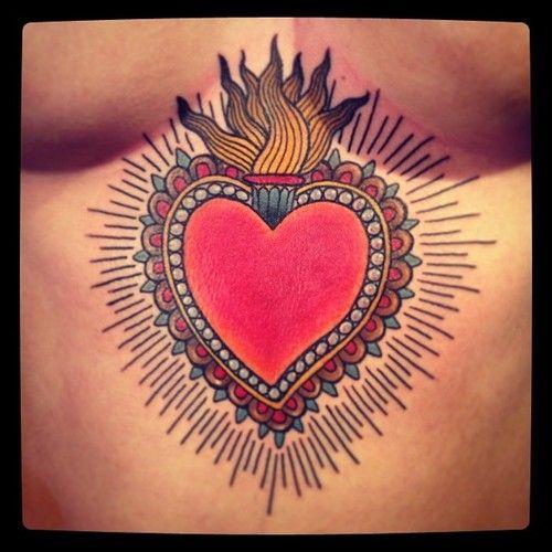 tattoosandtutus:  Alix Ge @Alix Ge