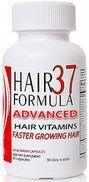 Hair Formula 37 Advanced Hair Vitamins