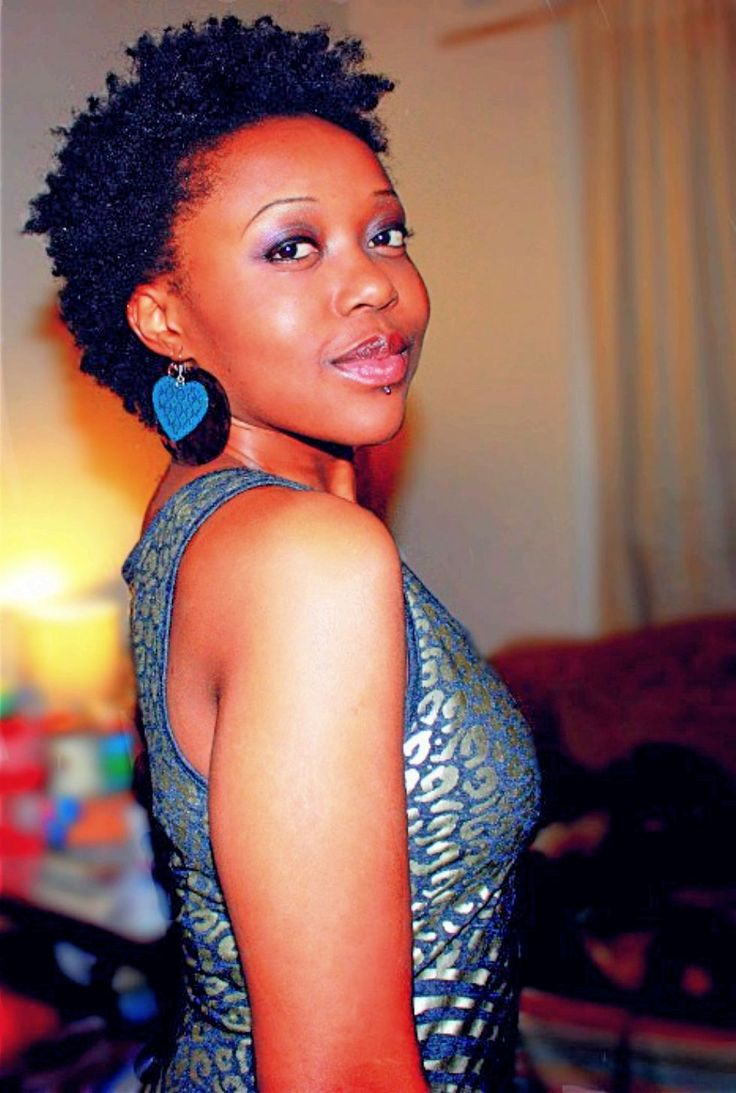 Best 17 Natural Hairstyles images on Pinterest | Hair and beauty