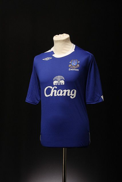 Everton Football Shirt (Home, 2006)