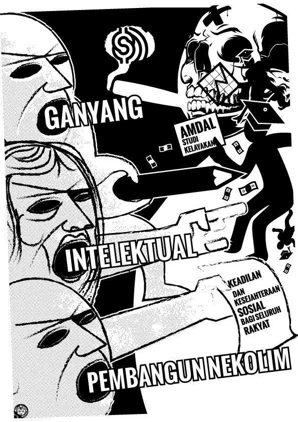 Ganyang Intelektual Rezim Nekolim