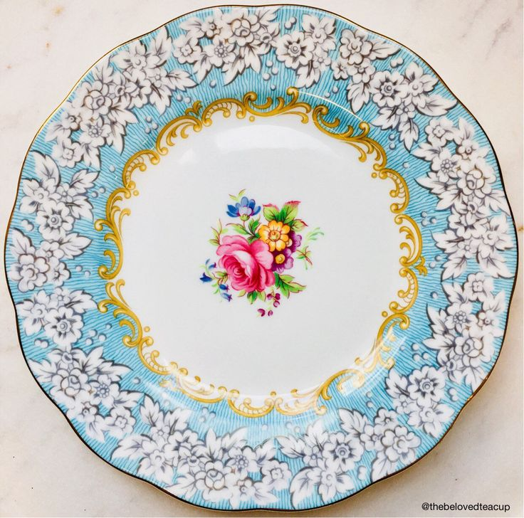 A personal favorite from my Etsy shop https://www.etsy.com/ca/listing/583578348/royal-albert-bone-china-enchantment