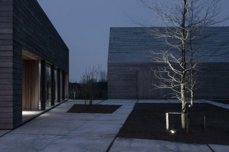 Haus E17 Metzingen Germany 2012: 2893 Best Modern Farm House
