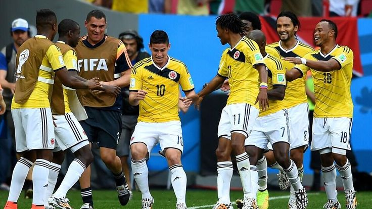 Daily #WorldCup review with a famous Uruguay win vs @england and #Colombia into last 16 |  http://fifa.to/1no33vP