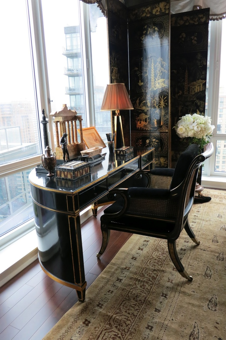 read my post on Alexa Hampton's room. photo by Linda Pakravan