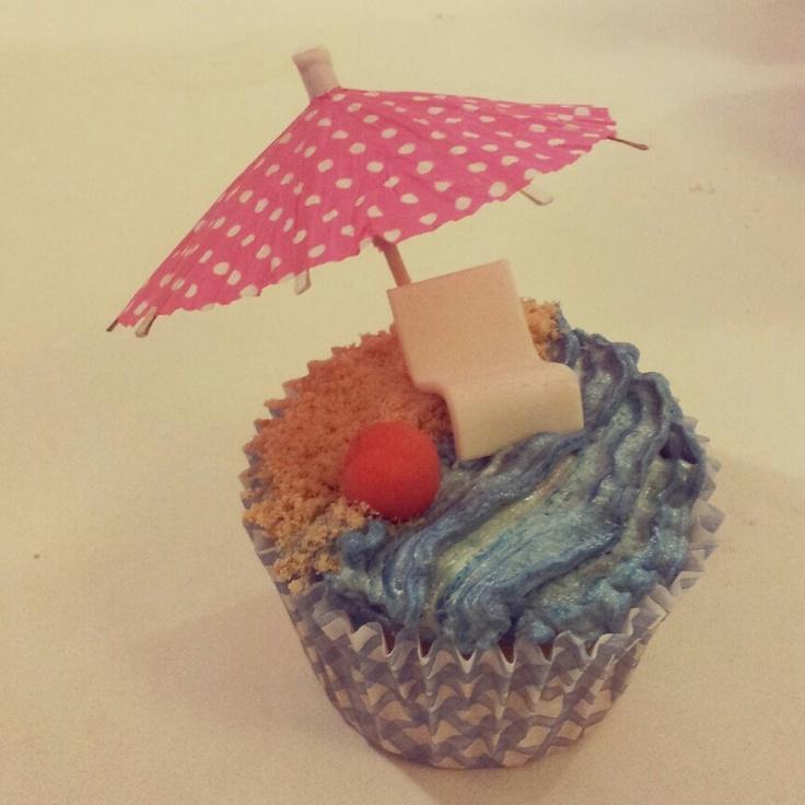 Sea cupcakes!