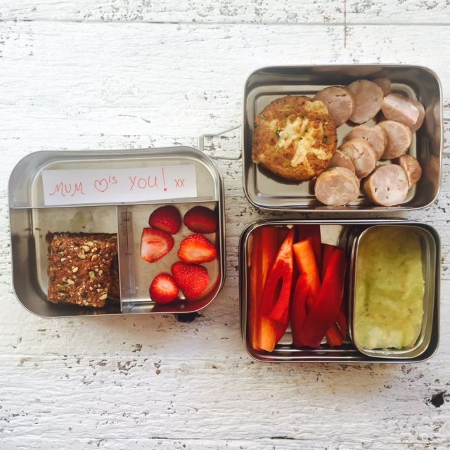 I was thinking the other day about the first ever lunch box I packed for my son. Honestly I was a little nervous in the lead up to the first day of the little man's…